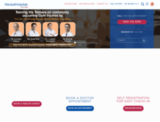 halairportroad.manipalhospitals.com screenshot
