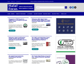 halalfocus.com screenshot