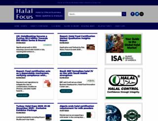 halalfocus.net screenshot