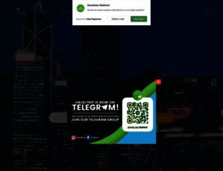 halaltrip.com screenshot