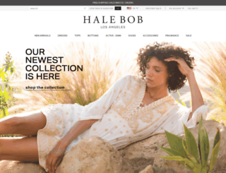 halebobstore.com screenshot