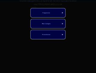 halfpriceperfumes.co.uk screenshot