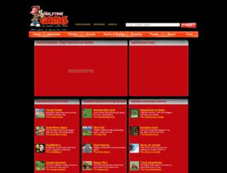 halftimegames.com screenshot