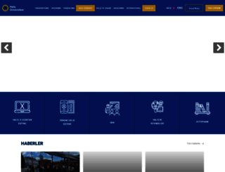 halic.edu.tr screenshot