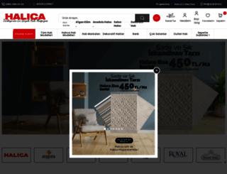 halica.com.tr screenshot
