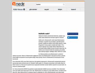 halifelik.nedir.com screenshot