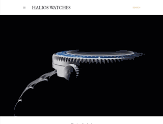 halioswatches.blogspot.com screenshot