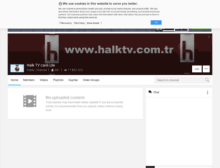halktv.web.tv screenshot