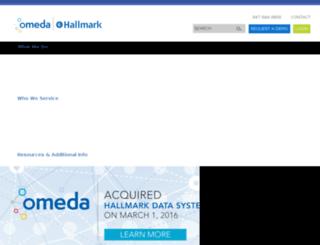 halldata.com screenshot