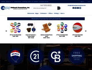 hallmarkpromotions.com screenshot