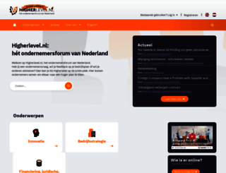 hallo.kvk.nl screenshot