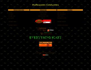 halloween-costumes.org screenshot