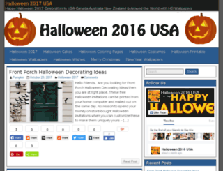 halloween2016usa.com screenshot