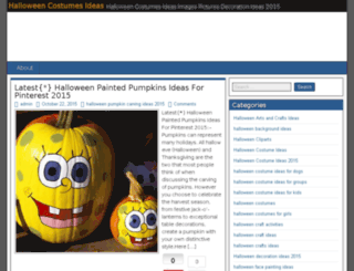 halloweencostumeideas2k15.com screenshot