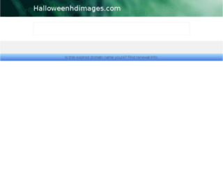 halloweenhdimages.com screenshot
