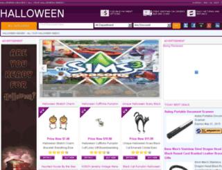 halloweenmrr.com screenshot