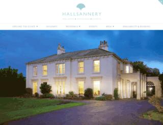 hallsannery.co.uk screenshot
