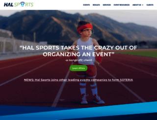 hallucinationsports.com screenshot
