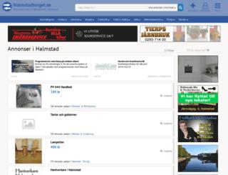 halmstadtorget.se screenshot