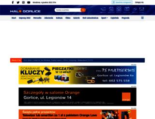 halogorlice.info screenshot