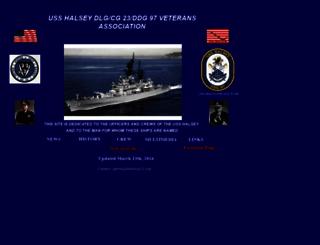 halseycg23.com screenshot