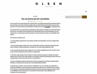 halso.info screenshot