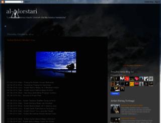 hambalialorstari.blogspot.co.uk screenshot