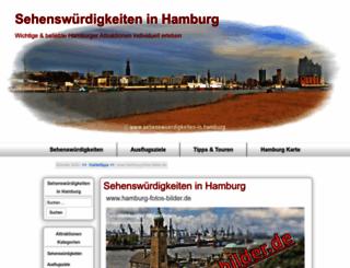 hamburg-fotos-bilder.de screenshot