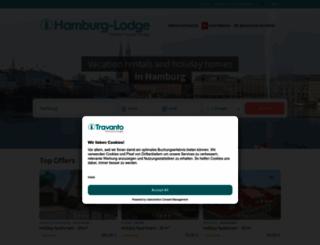 hamburg-lodge.com screenshot