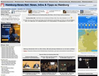 hamburg-news.net screenshot