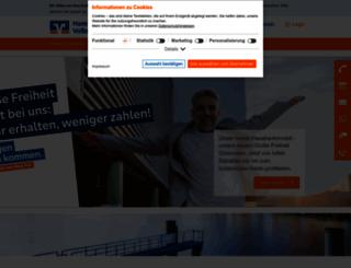 hamburger-volksbank.de screenshot