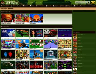 hamburgery.1001hry.cz screenshot