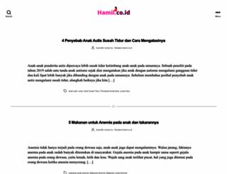 hamil.co.id screenshot