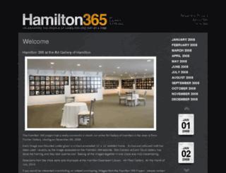 hamilton365.com screenshot