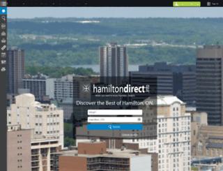 hamiltondirect.info screenshot