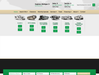 hamiltonsrv.com screenshot