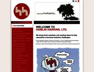 hamlinharkins.com screenshot