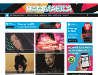 hammarica.com screenshot