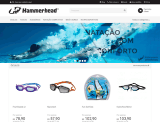 hammerhead.com.br screenshot