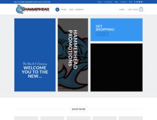hammerheadpromotions.com screenshot