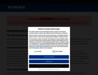 hammextra.de screenshot