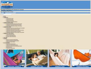 hammocks-of-america.com screenshot