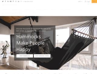 hammockscorner.com screenshot