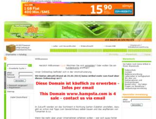 hampsta.com screenshot