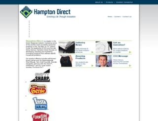 hamptondirect.com screenshot