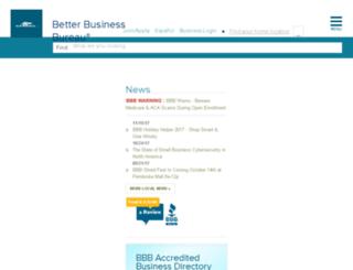 hamptonroadsbbb.org screenshot