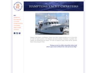 hamptonsyc.com screenshot