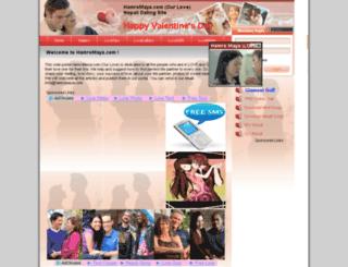 hamromaya.com screenshot