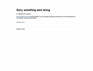 hanam.gov.vn screenshot