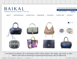handbag.net screenshot